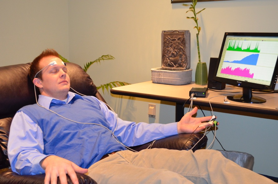 Neurofeedback training