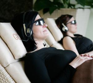 Релакс системи за дълбока релаксация в хотели и спа-центрове