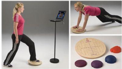 Биофийдбек система за тренировка на координацията и концентрацията MiniBoard