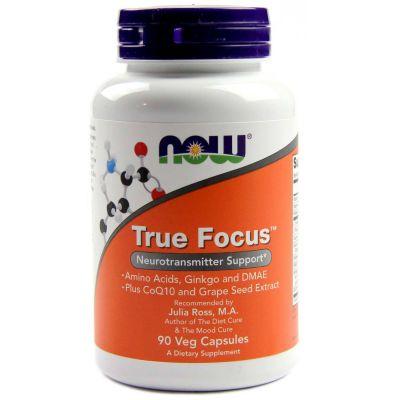 """True FOCUS ( """"Истинска Концентрация"""" - при дефицити на внимание, мотивация и енергия )"""
