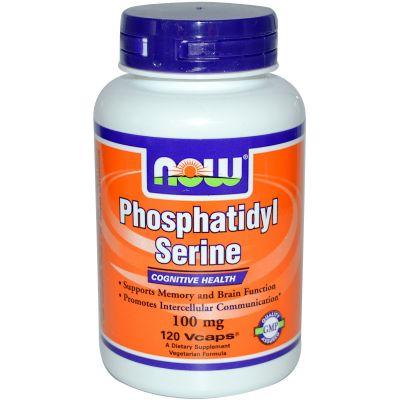 Phosphatydil Serine (фосфатидил-серин - при стрес и завишен кортизол)