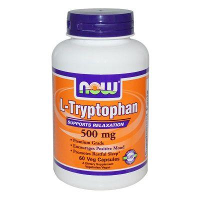 L-Tryptophan (Триптофан - при депресия, нарушения на апетита и съня)