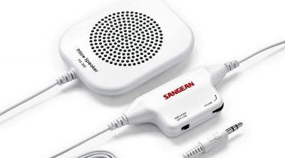 PS-300 Подвъзглавна мини аудио система за звукотерапия при безсъние и тинитус (шум в ушите)