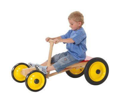 """Pedalo - """"Холандецът"""" - уред-количка за игра, рехабилитация и двигателна координация"""