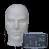 OASIS  PRO - комбиниран апарат за електросън (КЕС - tACS), транс-краниална стимулация (tDCS) с прав постоянен ток, неинвазивна вагусова стимулация (tVNS) и микро-токова електротерапия (МЕТ)